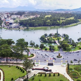 DALAT CITY TOUR  FULL DAY