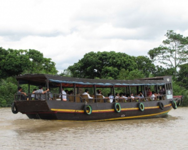 CU CHI TUNNELS - MEKONG RIVER FULL DAY